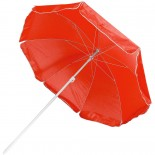 Parasol plażowy, kolor czerwony 5507005