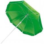 Parasol plażowy, kolor zielony 5507009