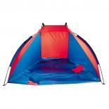Namiot plażowy, kolor niebieski 5510204