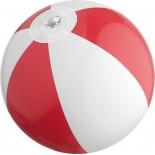 Piłka plażowa, kolor czerwony 5826105