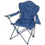 Składane krzesełko, kolor granatowy 5843544