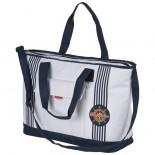 Marina torba na ramię, kolor biały 6173306