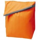 Modna i praktyczna torba termiczna, kolor pomarańczowy 6236510