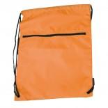 Nylonowy worek sportowy, kolor pomarańczowy 6237110
