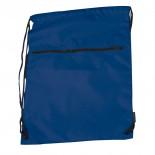 Nylonowy worek sportowy, kolor granatowy 6237144