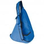 Plecak miejski na jedno ramię, kolor niebieski 6419104