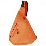 Plecak miejski na jedno ramię, kolor pomarańczowy 6419110