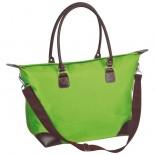 Nylonowa torba, kolor jasno zielony 6843429