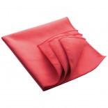 Szmatka z mikrofibry, kolor czerwony 6880405