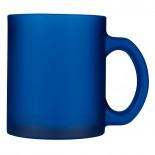 Kubek szklany, kolor niebieski 8201504