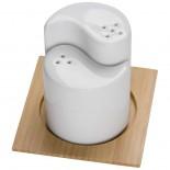 Solniczka i pieprzniczka, kolor biały 8752106