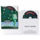 Płyta CD, kolor zielony 8773909