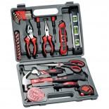 Zestaw narzędzi, kolor szary 8810207