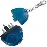 Brelok-zestaw narzędzi, kolor niebieski 8880304