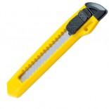 Nóż do kartonu, kolor żółty 8900108