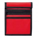 Saszetka na szyję, kolor czerwony 9300605