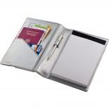 Notes z długopisem, kolor czarny F10503