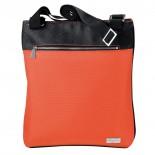 Torba na ramię, kolor pomarańczowy F10710