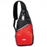 Ferraghini Plecak, kolor czerwony F16605