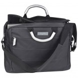 Ekskluzywna torba na laptopa, kolor czarny F20403