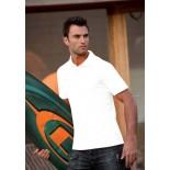 Koszulka męska polo, kolor biały MPS17006-XXL