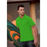 Koszulka męska polo, kolor zielony MPS17089-XXL