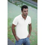 Koszulka męska polo, kolor biały MPS21006-XL