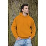 Bluza męska z kapturem, kolor pomarańczowy SWP28010-L