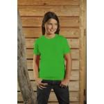 T-Shirt dziecięcy z krótkim rękawem, kolor jasnozielony YC16079-M